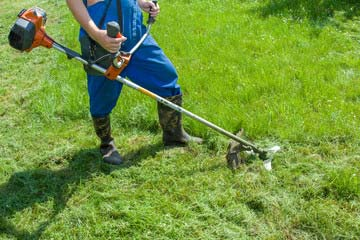 管理地等の草刈り
