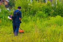 空き地・草刈り・除草作業